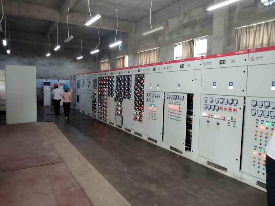 廣西錳華新能源科技發展有限公司10kV配電工程